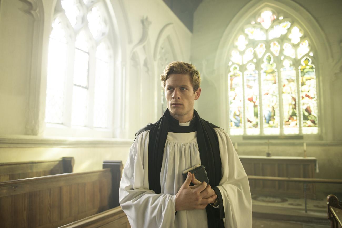 """Kanal 2 toob ekraanile stiilse Briti detektiivisarja """"Grantchester"""""""