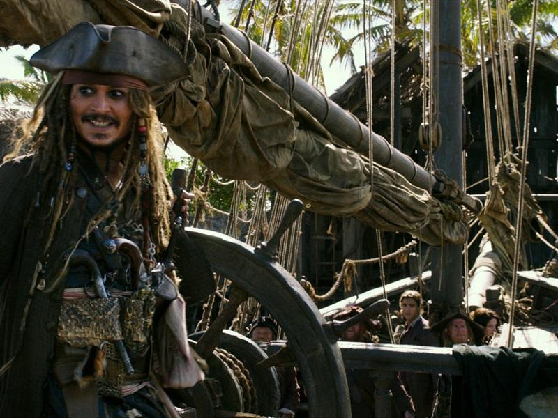 Filmi arvustus! Jack Sparrow võib küll väsida aga alla ei anna