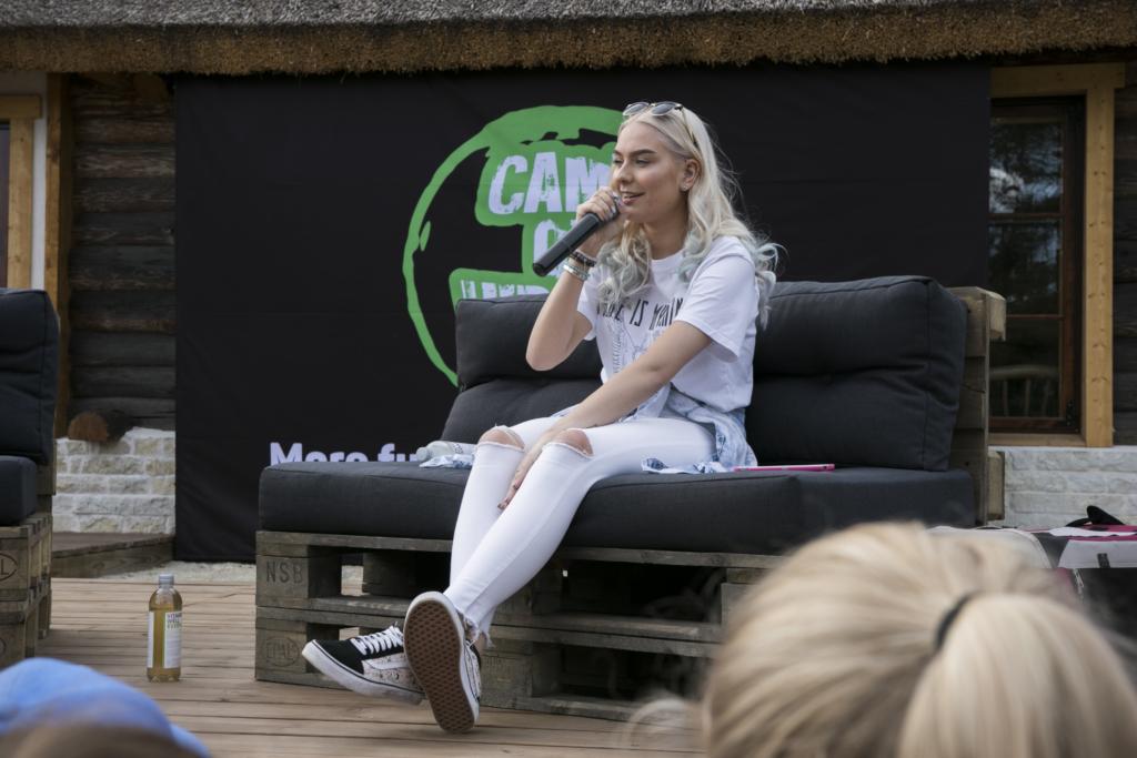 VIDEO! Noored möllavad! Camp of Hip-Hop laagrit külastas Ariadne