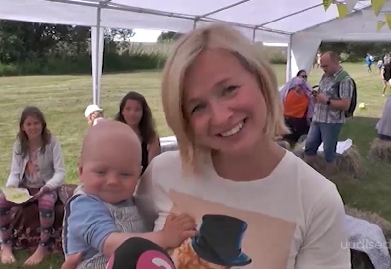 Video! Hanna-Liina pisipoeg Otto käis esimesel välisreisil: kui piisavalt käsi jagub, soovitan teistelegi
