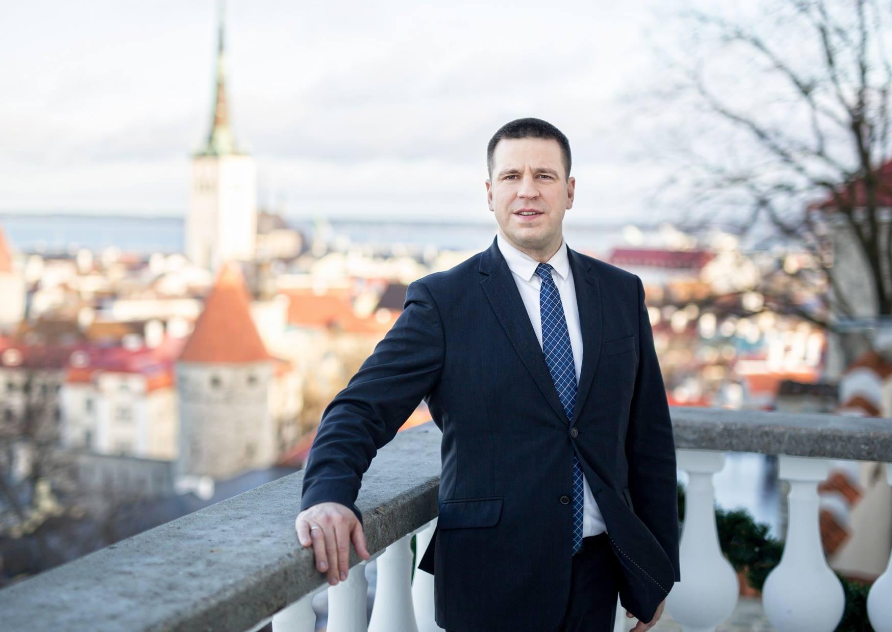 """Alustab telesaade """"Kabinet""""! Esimene saatekülaline on peaminister Jüri Ratas"""