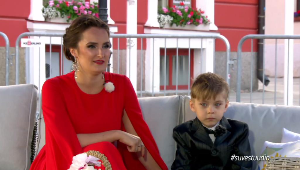 VIDEO! Väike Hiiglane Oliver koos ooperilauljanna Maria Listraga laulmisest: väga tore oli!