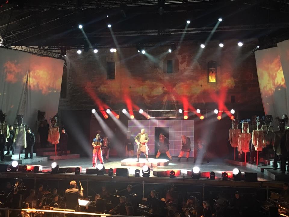 VIDEO! Saaremaa ooperipäevad toovad lavale Eesti lauljate kahurväe