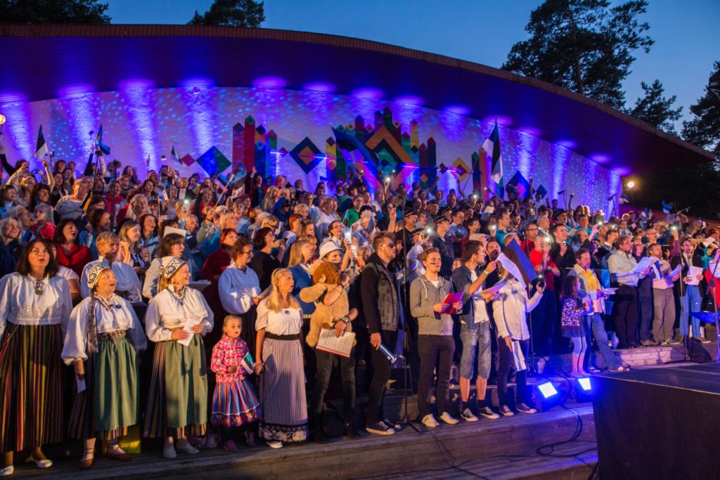 VAATA TÄNAVUST KONTSERTI I Vaba Rahva Laul kolib järgmisel aastal Haapsallu