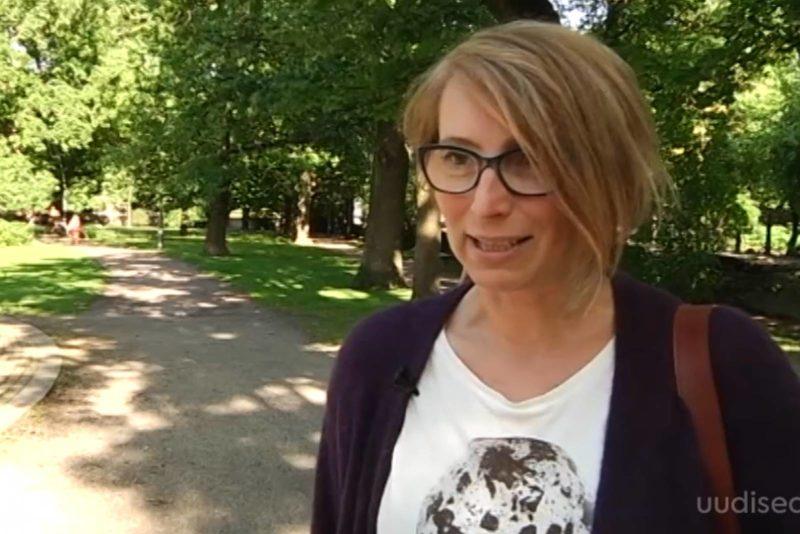 VIDEO! Taas ülikooli astunud Evelyn Sepp: 40ndates tasub kindlasti veel mõni eriala omandada