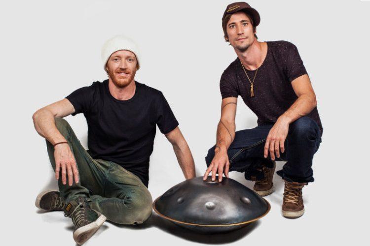 Duo Hang Massive toob Eestisse maagiliste käsitrummide imelised helid