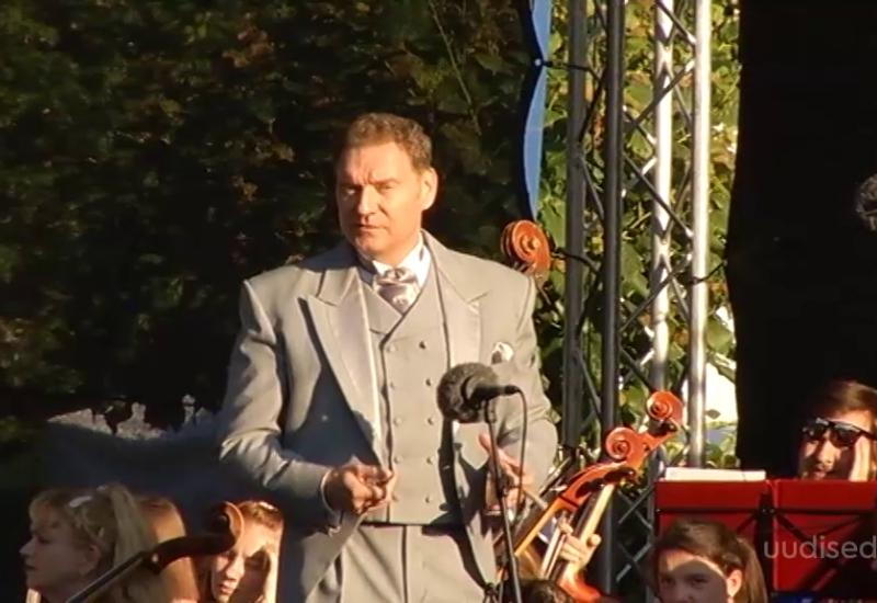 VIDEO! Mis toimus Mart Sanderi suurejoonelisel juubelipidustusel?