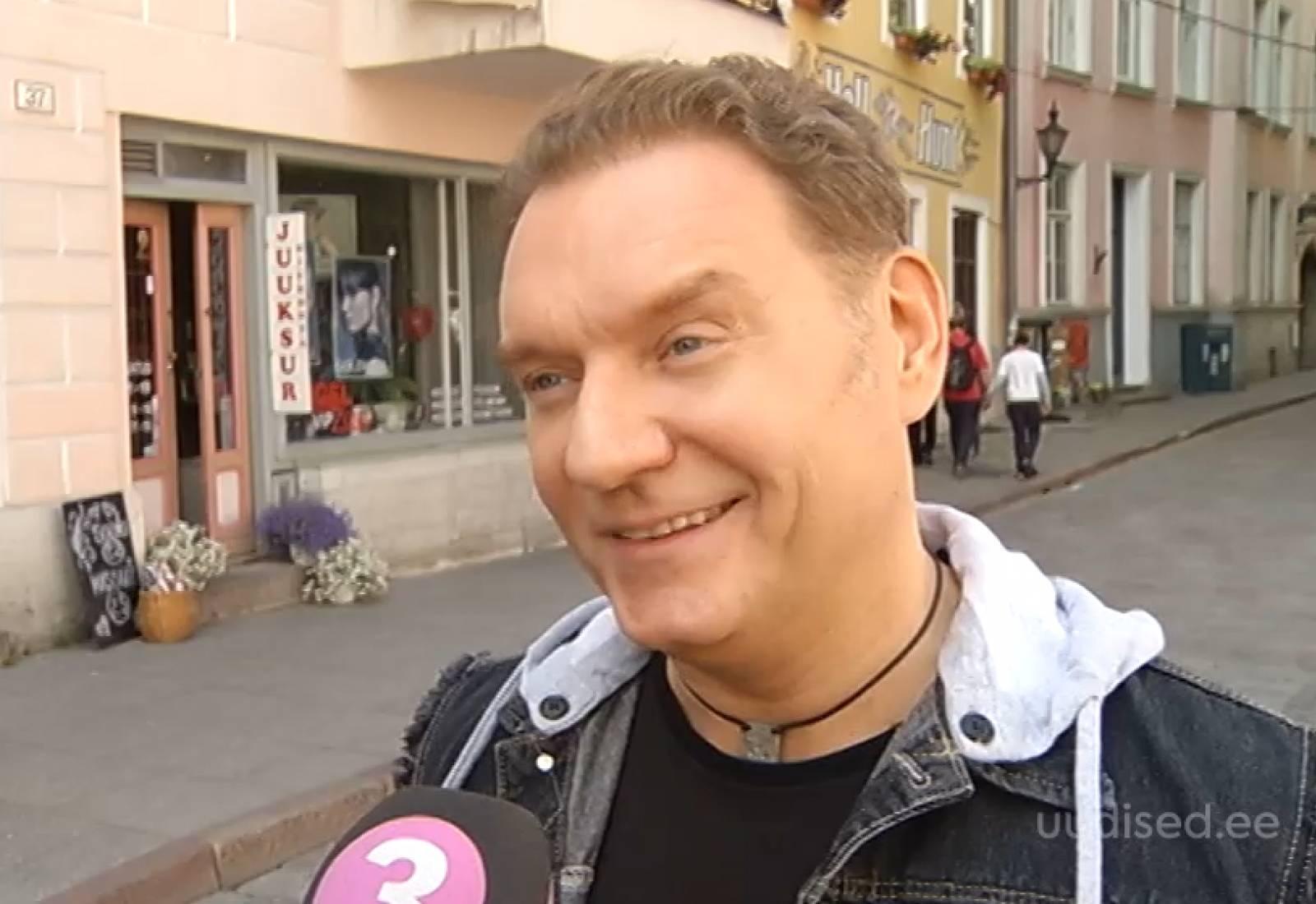 VIDEO! Juubilar Mart Sander: tunnen end kahtlaselt õnnelikuna!