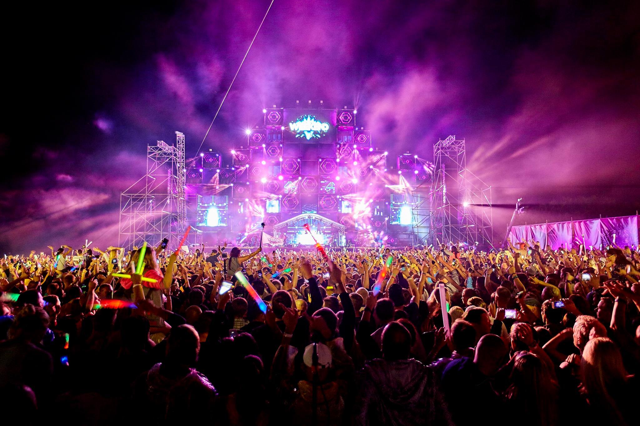 Spetsiaalne erilahendus! Weekend Festival saab oma mobiilimasti