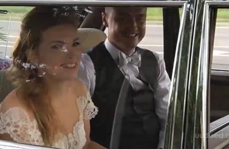 VIDEO! Reportaaž Taavi ja Luisa pulmast