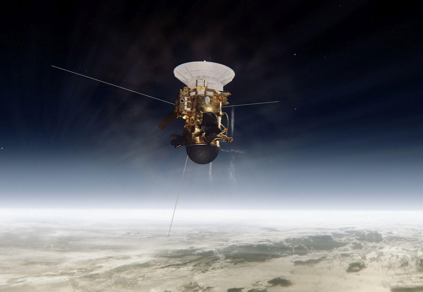 VIDEO! Laupäeval esilinastub dokumentaalfilm NASA kosmoseaparaadi Cassini 13 aasta pikkusest missioonist