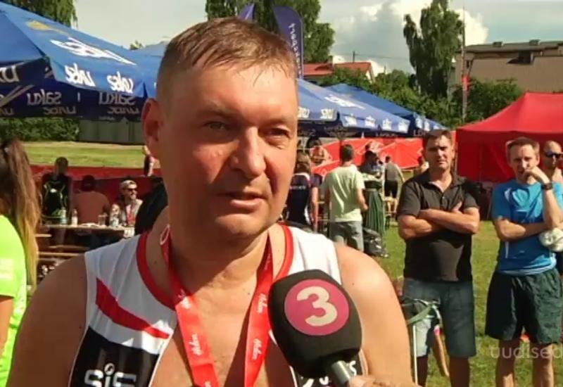 VIDEO! Raivo E. Tamm tegi oma debüüdi 42-kilomeetrisel Tartu linnamaratonil