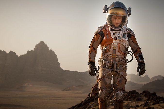 """VIDEO! 5 põnevat fakti! """"Marslane"""" teleesilinastub TV3 ekraanil juba täna õhtul"""
