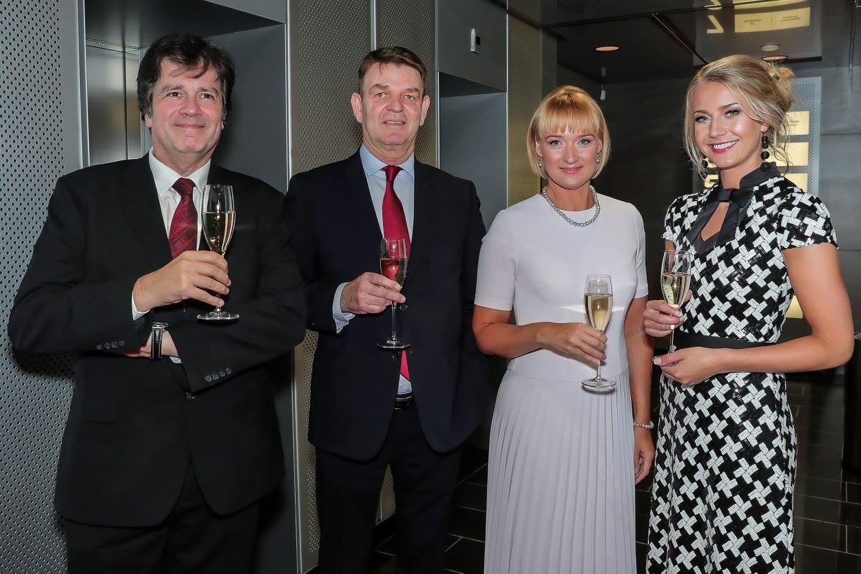 GALERII! Centennial Hotel Tallinn pühendati sümboolselt Eesti Vabariigi 100. sünnipäevale