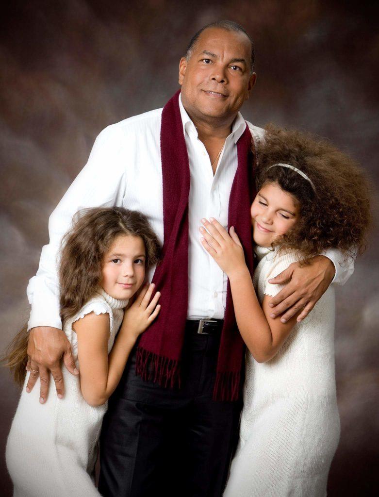 Dave Benton tütardega