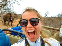 Heleni selfie