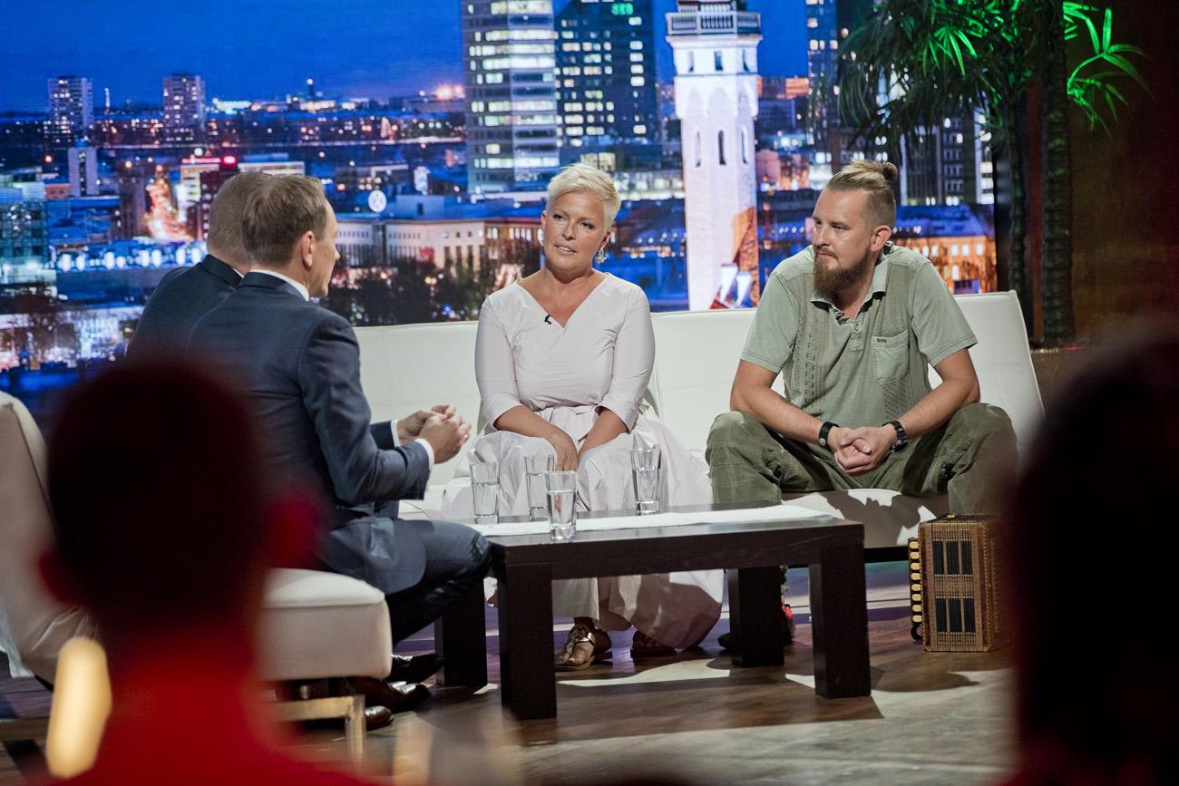 """""""Nädalalõpp Kanal 2ga"""" võõrustab täna endist esileedit Evelin Ilvest"""