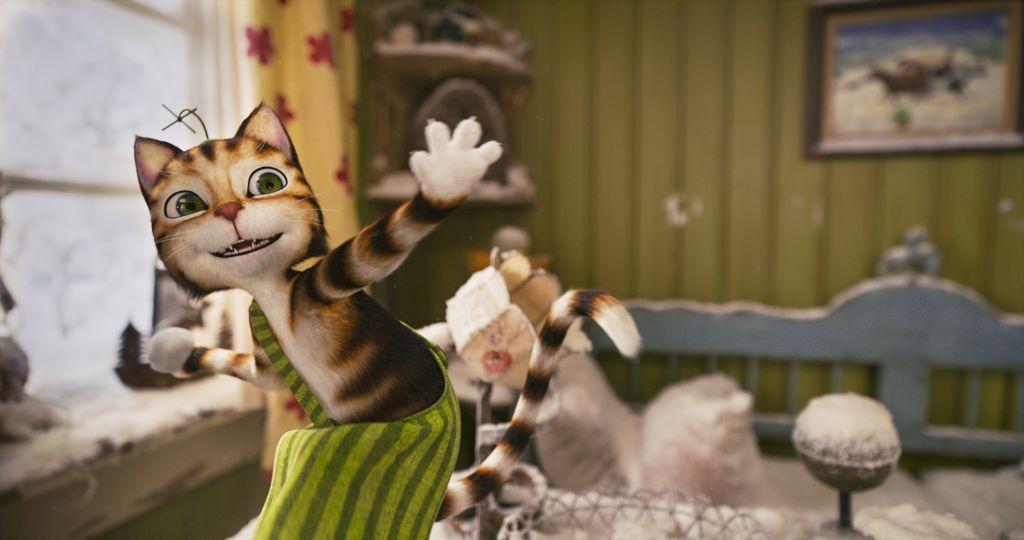 "VIDEO! Lastega kinno! ""Pettson ja Findus"" esilinastub kinos ""Artis"""