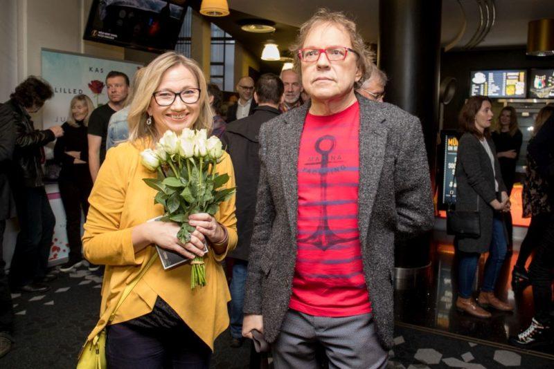 """FOTOD!  Vaata, kes käisid filmi """"Eesti muld ja Eesti Ruja"""" esilinastusel"""