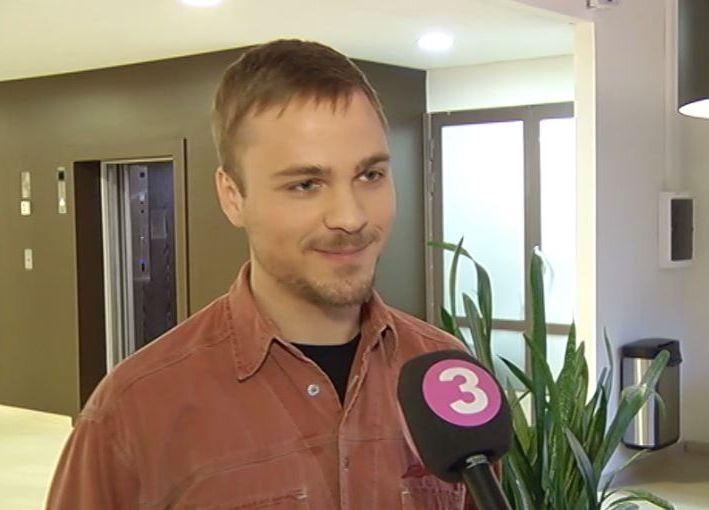 Video! Valter Soosalu valis näosaate finaali etteasteks paraja pähkli