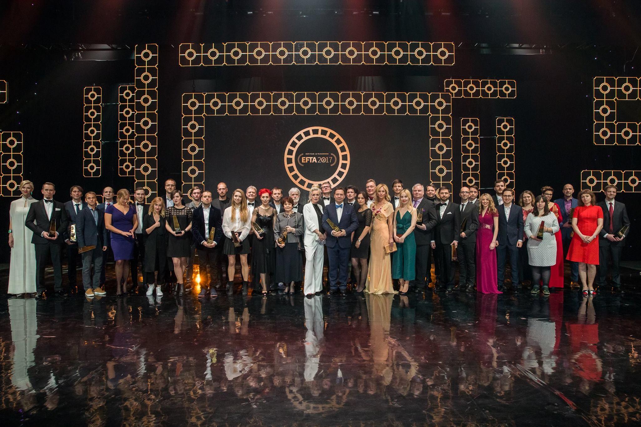 Märtsis jagatakse taas Eesti filmi- ja teleauhindu