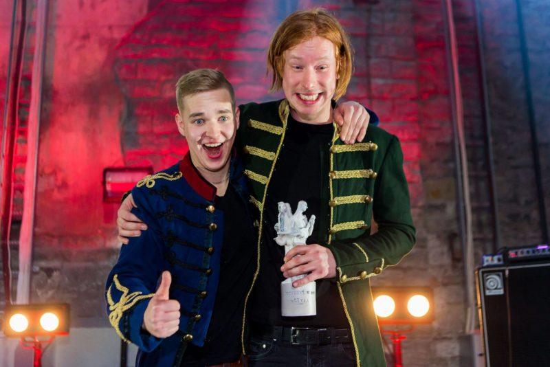 Noortebänd 2017 võitja Rainer Ild alustas koostööd No Angel Records'iga