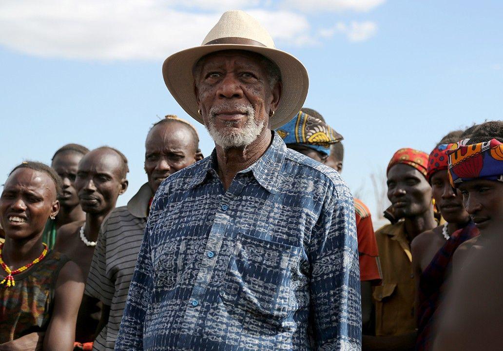 Täna alustab Morgan Freemani uus dokumentaalsari