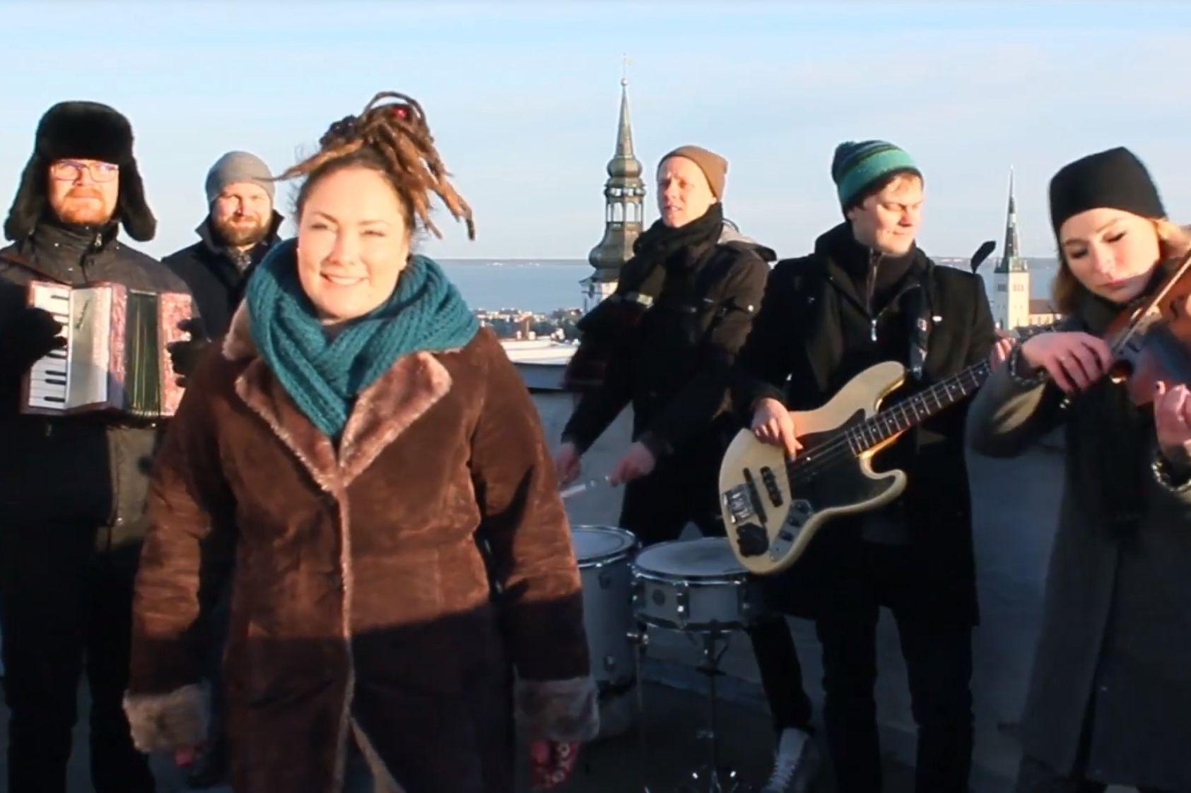 VIDEO! Antsudel valmis sünnipäevalaul Eestile