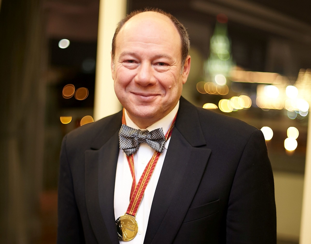 Reisimessi Tourest külastab maailma gastronoomia tippnimi Leonid Gelibterman