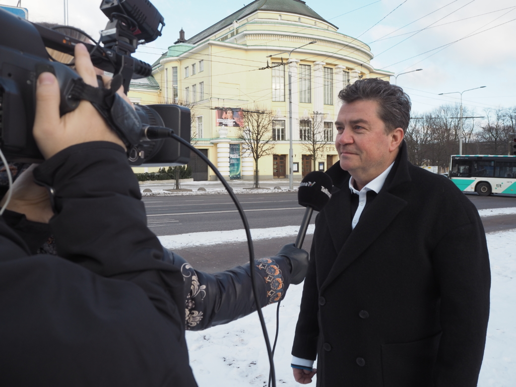 VIDEO! HÄSTI, EESTI! Karl Madis: kõige tähtsam on see, et Eestis on rahu