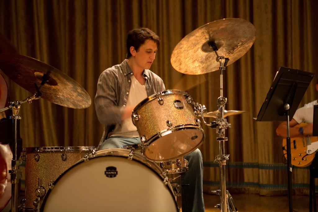 """Muusik ja trummiõpetaja Silver Ulvik filmist """"Whiplash"""": ole kui andekas tahes, ilma töökuseta ei jõua sa kuhugi"""