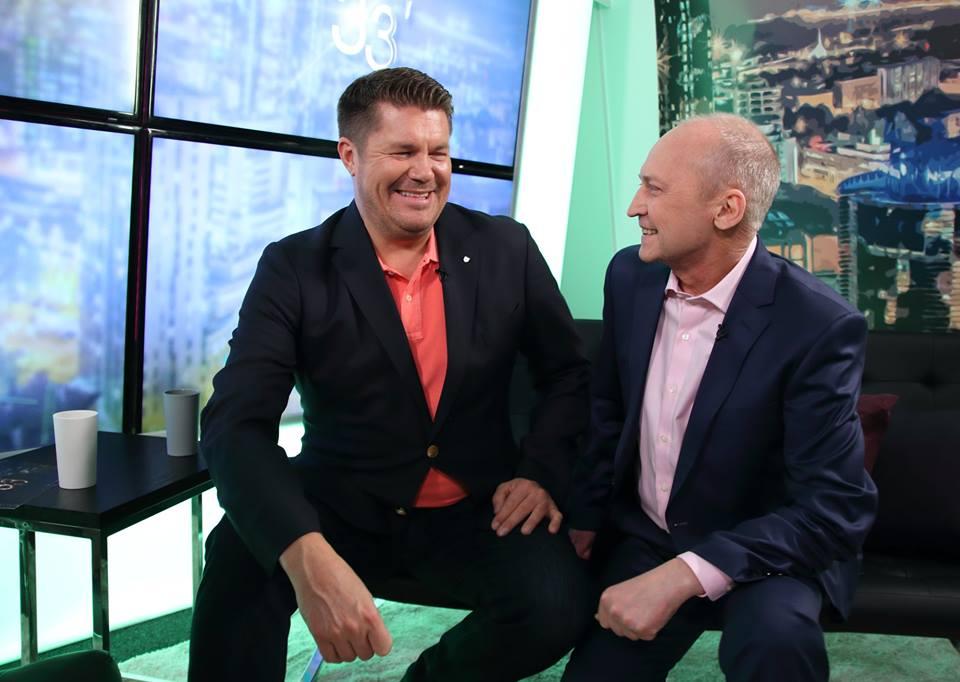 VIDEO! Vaata Hannes Võrno intervjuud Vahur Kersnaga