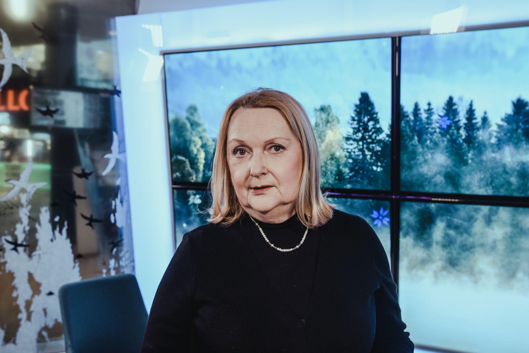 """""""Hästi, Eesti!"""": Tallinna Lastehaigla Toetusfond sai äsja 25-aastaseks, stuudios külas Inna Kramer"""