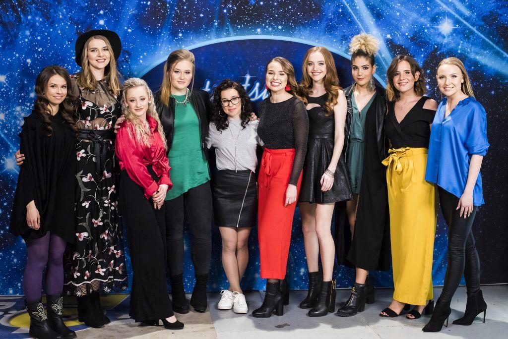 """VAATA JÄRGI! """"Eesti otsib superstaari"""" finaali pääsesid tüdrukute stuudiovoorust Sissi Nylia, Helis ja Jennifer Marisse!"""