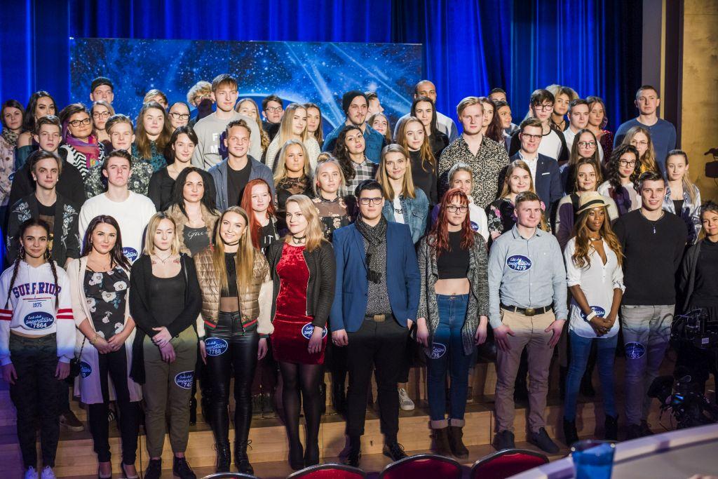 """Video ja galerii! """"Eesti otsib superstaari"""" saates selgitatakse välja 20 parimat lauljat"""