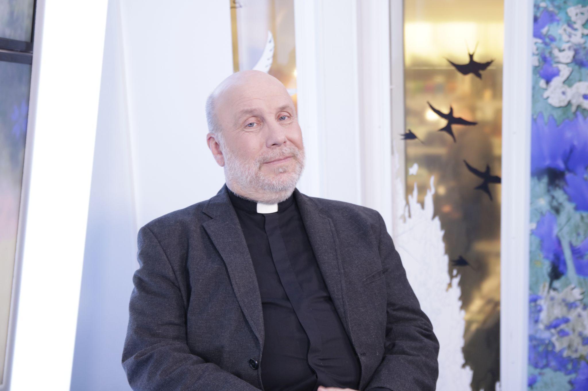 """VIDEO! Telesaates """"Hästi, Eesti!"""" preester Arne Hiob: kurja hinnatakse vahel liiga kergelt"""