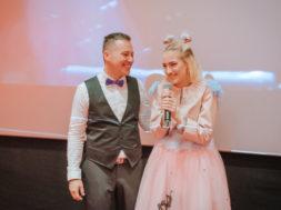 DJ Cityflash aka Meelis Eskola ja Laura-Ly Uussaar