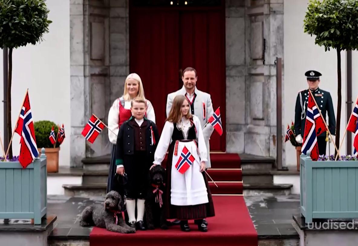 VIDEO! Vaata, kuidas tutvus Norra kroonprints Haakon oma abikaasa Mette-Maritiga