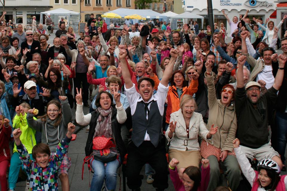 Eestisse tuleb maailmakuulus kloun Matthias Romir