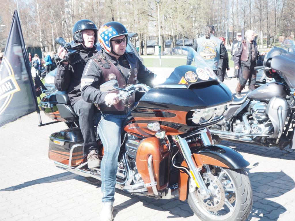 GALERII! Vaata, mis toimub Harley-Davidsoni klubi volbrimöllul