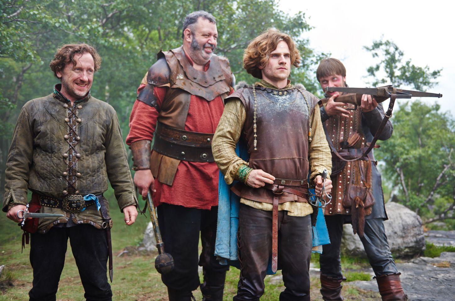 """VIDEO! Pühapäeval linastub Artises Norra keskaegne muinasjutumärul """"Tuhapoiss"""""""
