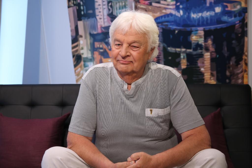 VIDEO! Ivo Linna Hannes Võrno saates: publik on mind hoidnud