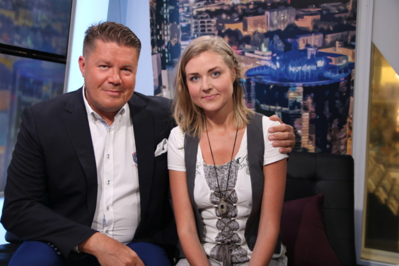 VIDEO! Kätlin Kalling Hannes Võrno saates: ma viin ise inimesed kokku