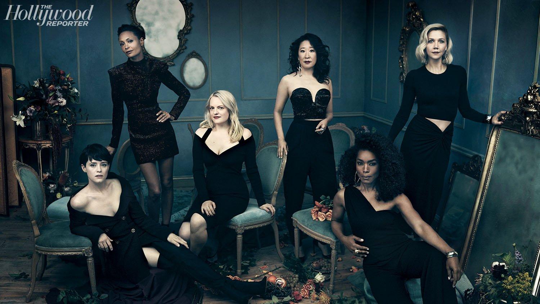 Hollywood Reporter tõi kokku naisteletipud