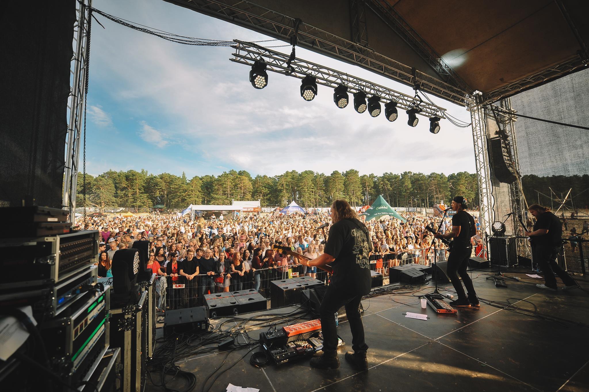 Võsu Rannafestivali peaesinejaks on maailmakuulus Rudimental