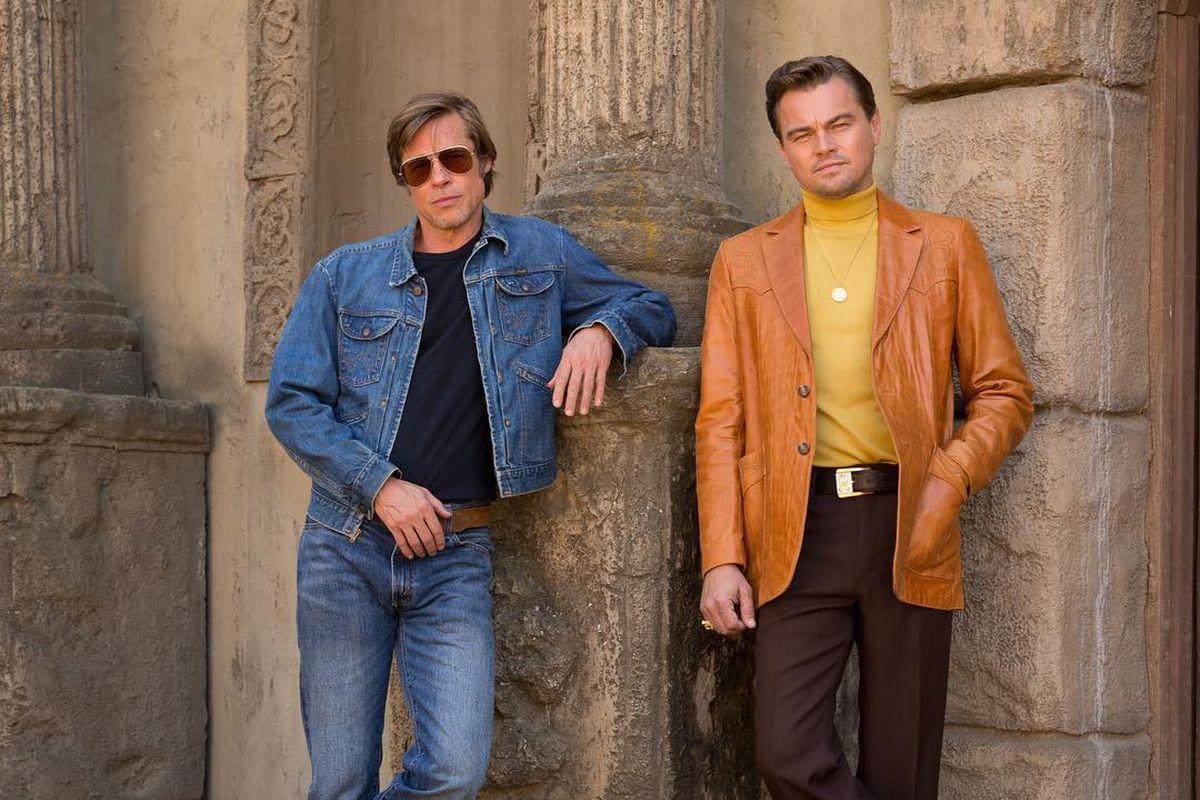 ESIMENE PILT! Pitt ja DiCaprio Tarantino filmi võtetel