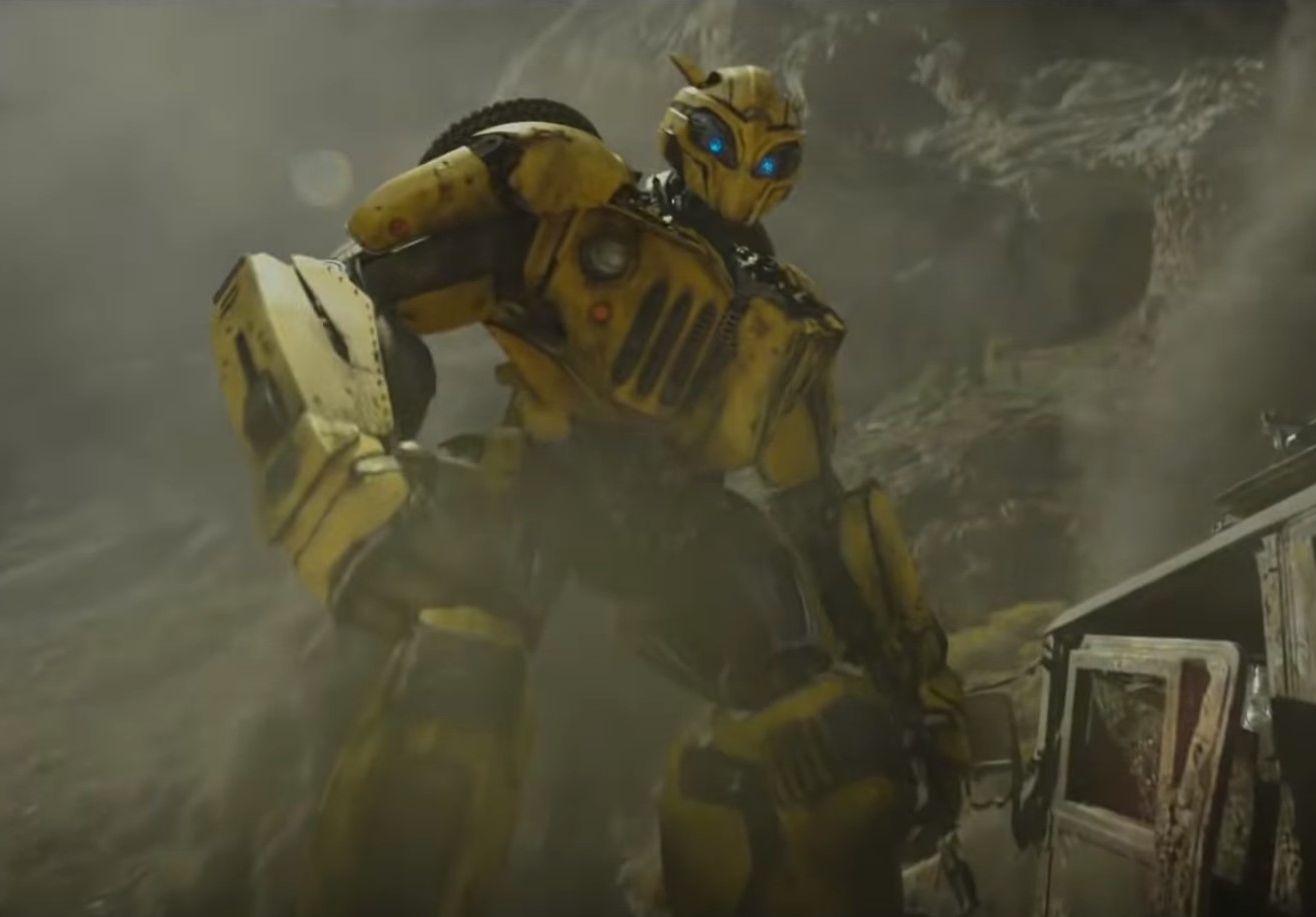 "VIDEO! Ilmus John Cena filmi ""Bumblebee"" esimene reklaamklipp"