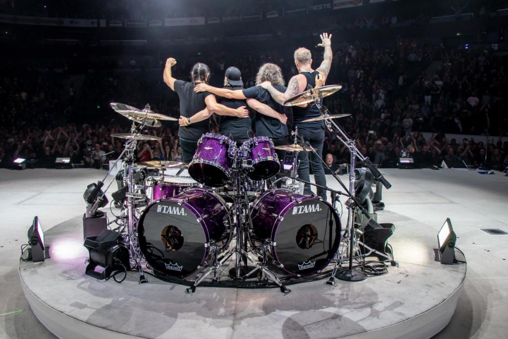 Raju rokisügis Forum Cinemase kinodes: Metallica, Roger Waters ja Rush