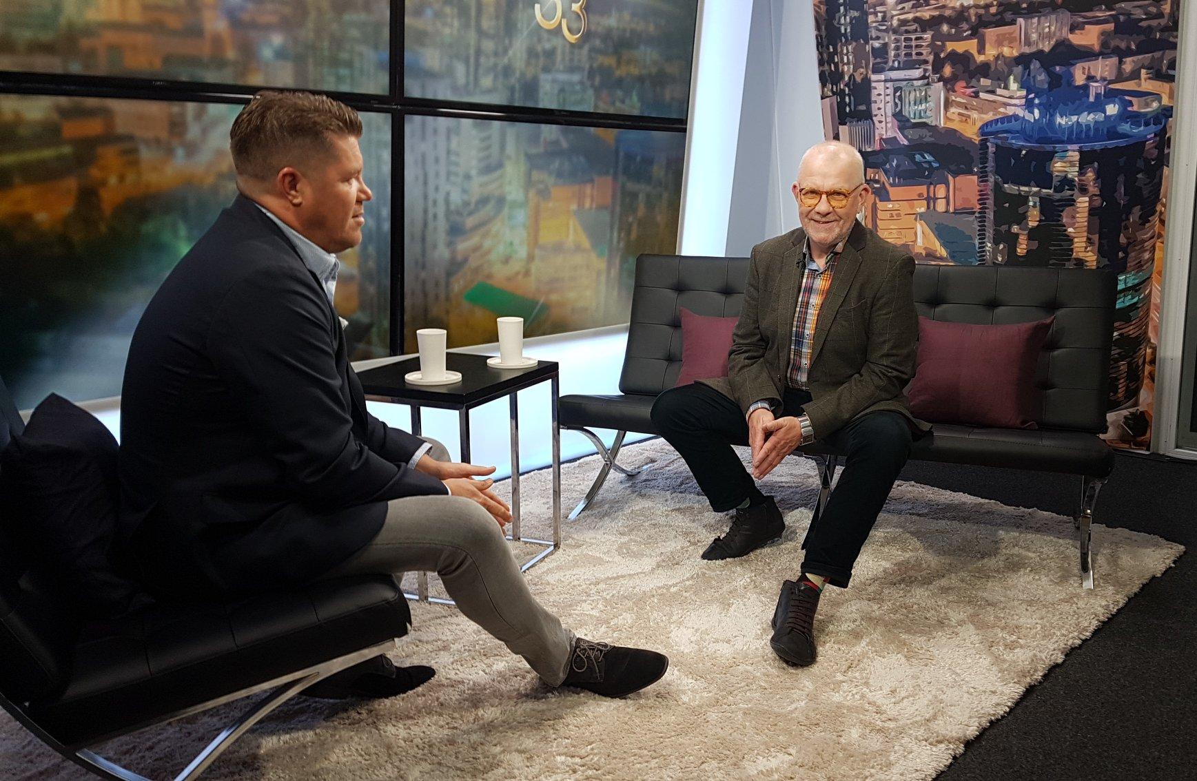 VIDEO! Andrus Vaarik Hannes Võrno saates: mind pole kunagi poliitikasse kutsutud