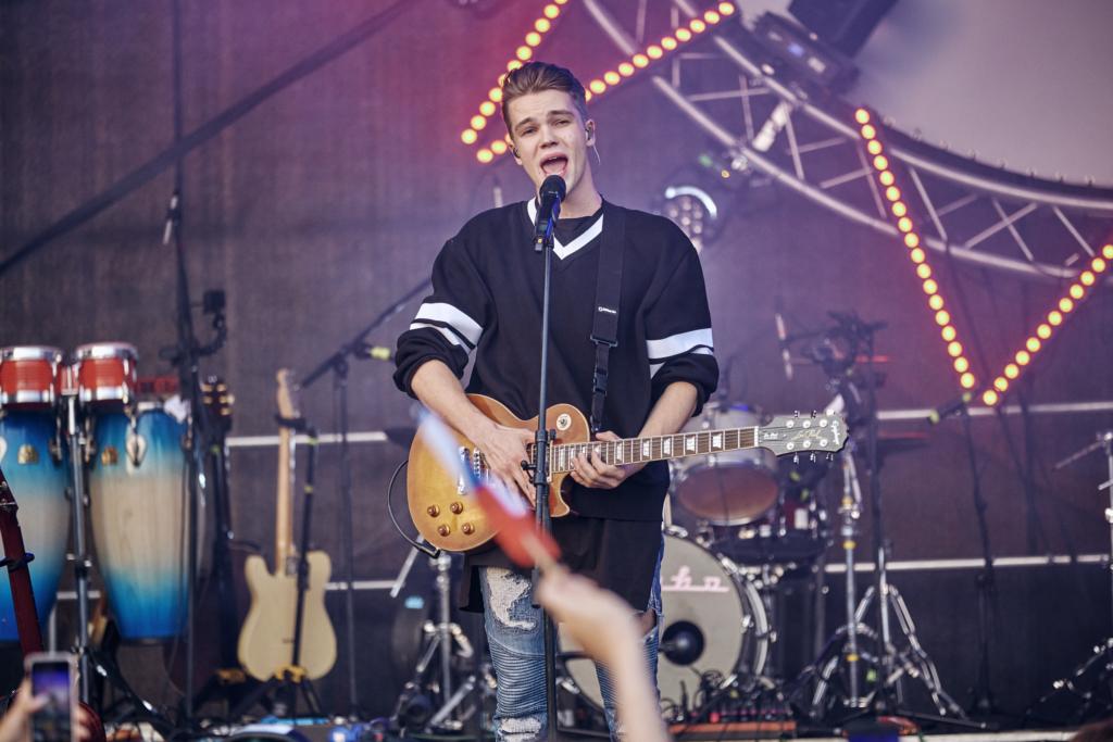 FOTOD! Vaata, kes esinesid Baltic Sun festivali viimasel päeval